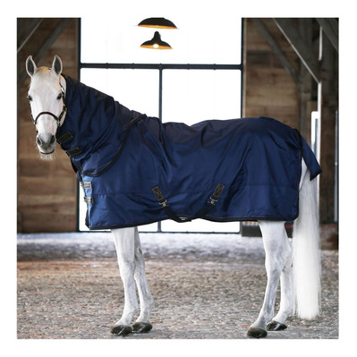 KENTUCKY - ALL WEATHER - Manta impermeable marino