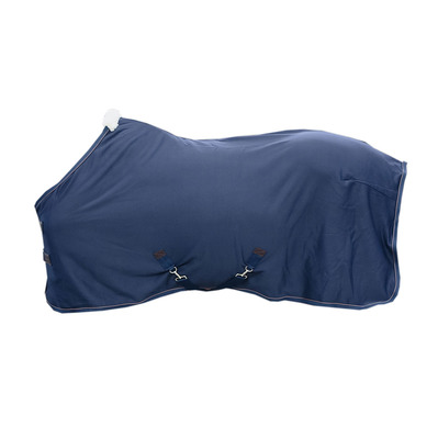 KENTUCKY - FLEECE - Coperta assorbente navy