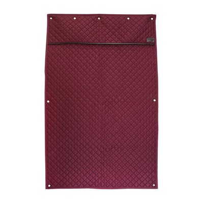 KENTUCKY - 82101 - Tenda da box bordeaux