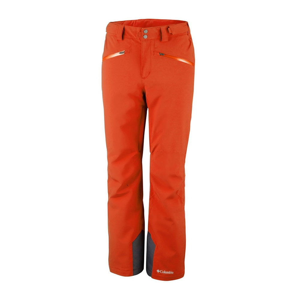 Tallas Grandes Xl Y Columbia Snow Freak Pantalon De Esqui Hombre Backcountry Orange Private Sport Shop