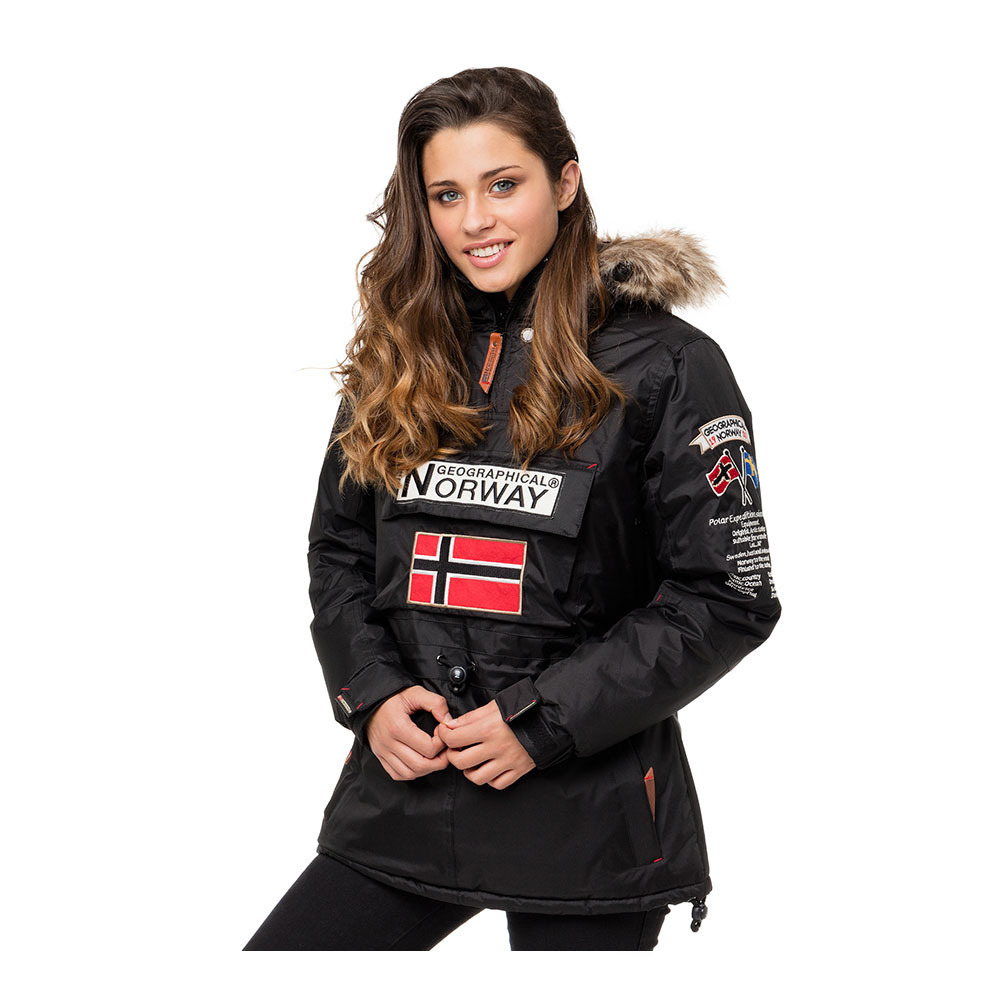 Femme Blouson Geographical Norway