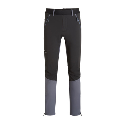 SALEWA - PEDROC SW/DST - Pants - Men's - black out