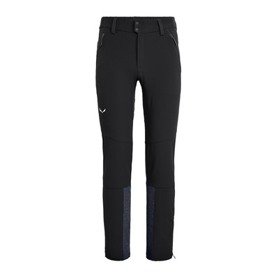 SALEWA - SESVENNA SKITOUR DST - Pants - Men's - black out
