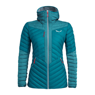 SALEWA - ORTLES LIGHT 2 - Doudoune Femme malta