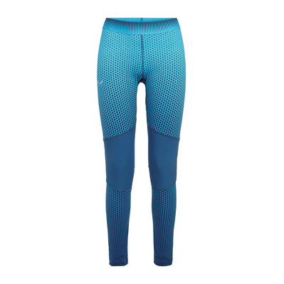 SALEWA - PEDROC WINTER 2 PL - Tights - Women's - hawaiian blue