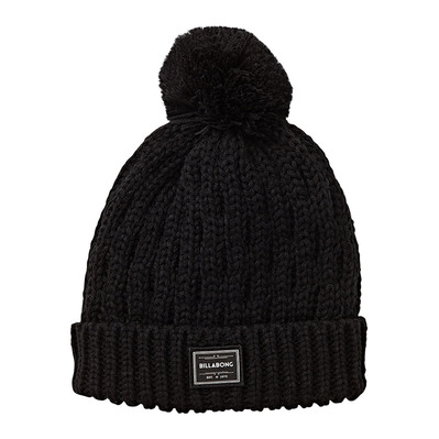 BILLABONG - GOOD VIBES - Gorro mujer black