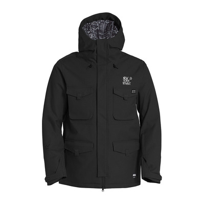 BILLABONG - ADVERSARY - Veste Homme black