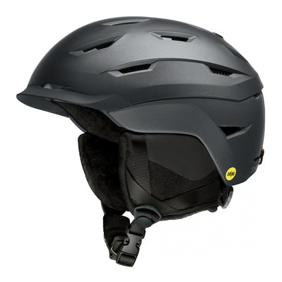 SMITH - LIBERTY MIPS - Casco mat black pearl