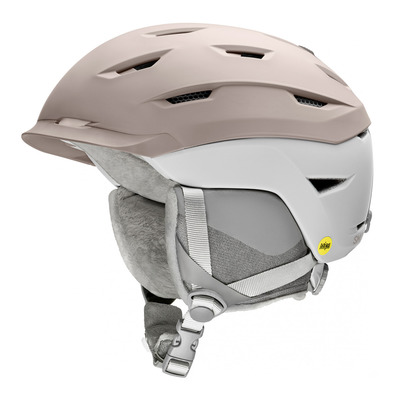 SMITH - LIBERTY MIPS - Casque mat tusk vapor