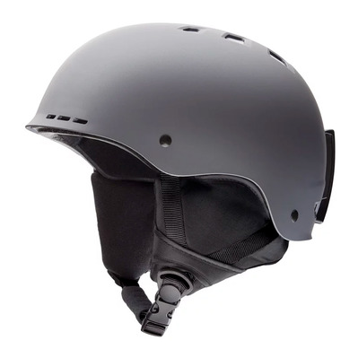 SMITH - HOLT 2 - Casco matte charcoal