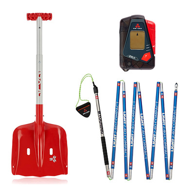 ARVA - SAFETY BOX EVO5 - Pack DVA + Probe + Shovel