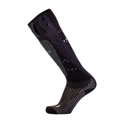 THERM-IC - POWERSOCKS HEAT UNI - Calze riscaldanti black