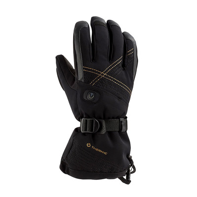 THERM-IC - ULTRA HEAT - Gants chauffants Femme black + batteries