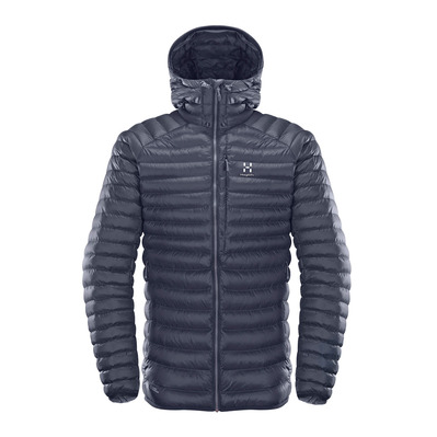 HAGLOFS - CHILL MIMIC - Down Jacket - Men's - tarn blue