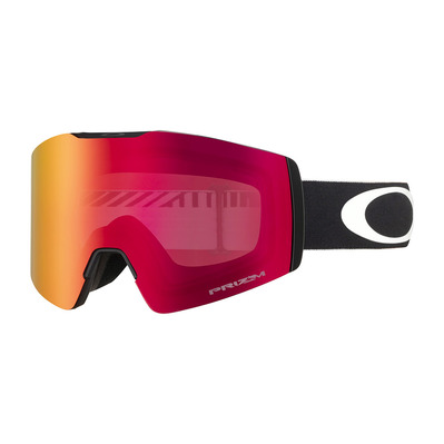 OAKLEY - FALL LINE XM - Masque ski yellow/prizm snow torch iridium
