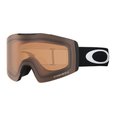 OAKLEY - FALL LINE XM - Masque ski matte black/prizm persimmon