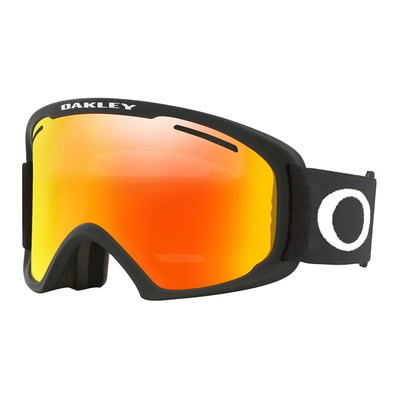OAKLEY - O FRAME 2.0 PRO XL - Masque ski black/fire iridium