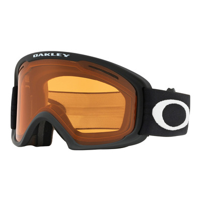 OAKLEY - O FRAME 2.0 PRO XL - Masque ski black/persimmon