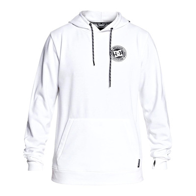 DC SHOES - SNOWSTAR - Sweat Homme white