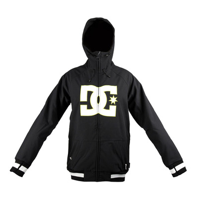 DC SHOES - ORIGINAL SPECTRUM - Veste snow Homme noir