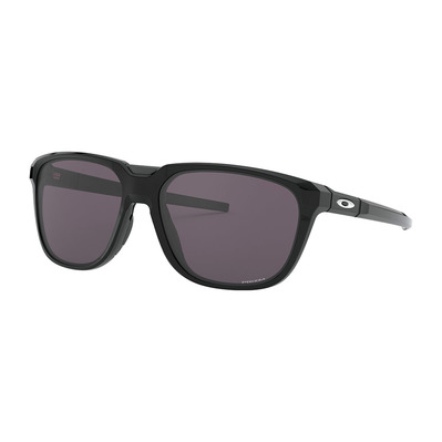 OAKLEY - ANORAK - Gafas de sol polished black/prizm grey
