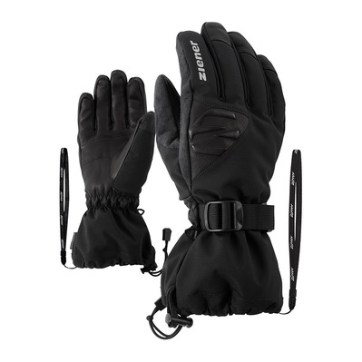 ZIENER - GOFRIED AS AW - Guantes de esquí hombre black
