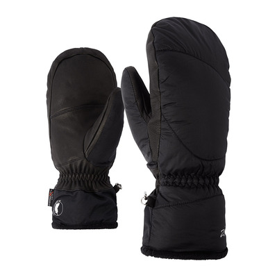 ZIENER - KALI AS - Muffole da sci donna black