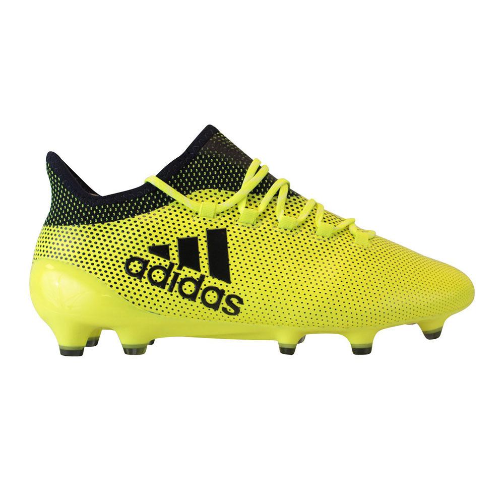 ADIDAS Adidas X 17.1 FG Botas de fútbol hombre yellow