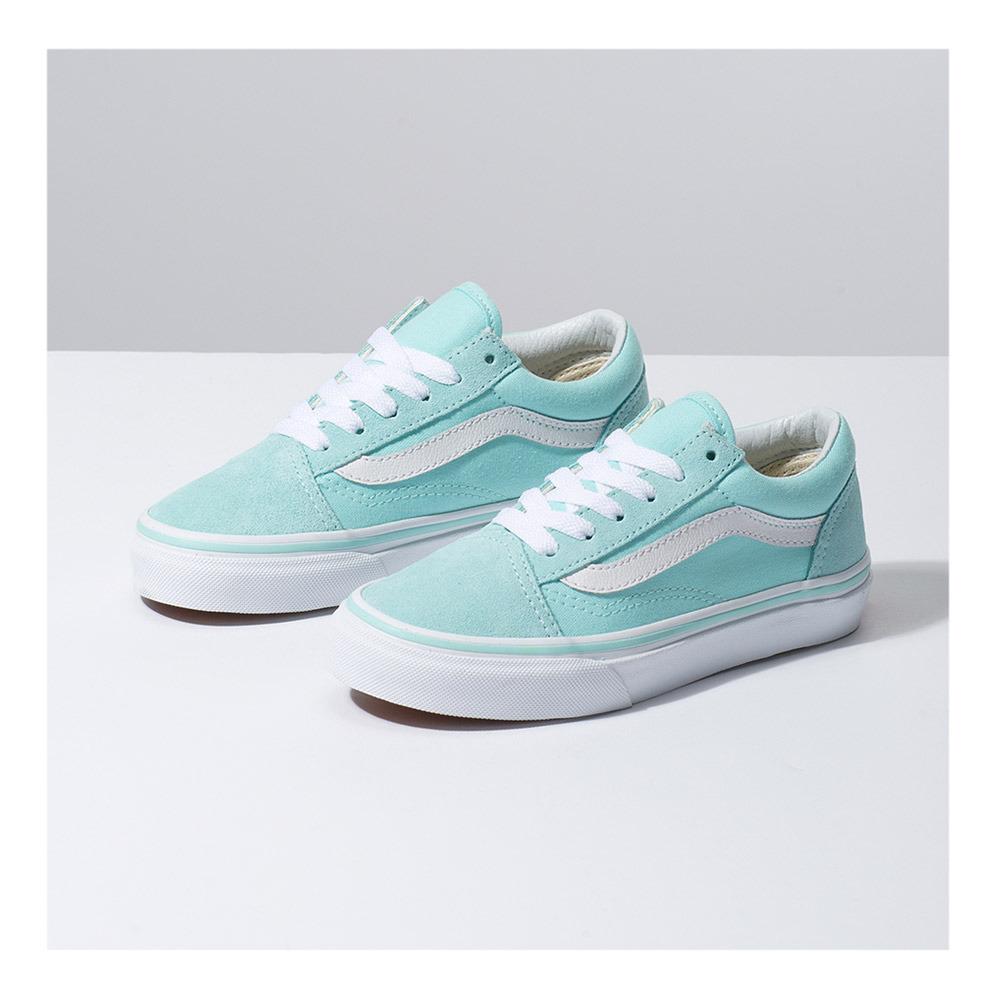 OLD SKOOL - Shoes - Junior - mint green