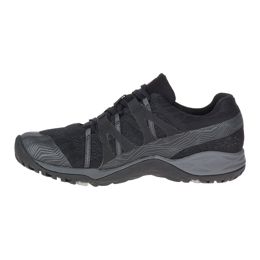 Merrell Siren Hex Q2 E-Mesh GTX Womens Walking Shoes Black