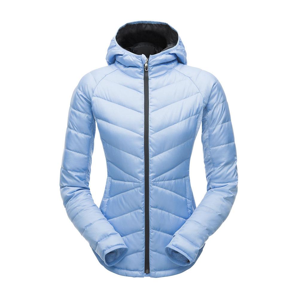 SPYDER Women/'s Solitude Insulated Waterproof Down Vest for Outdoor Winter Sports