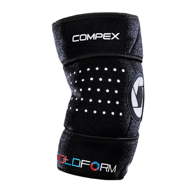 COMPEX - COLDFORM - Elbow Sleeves - black