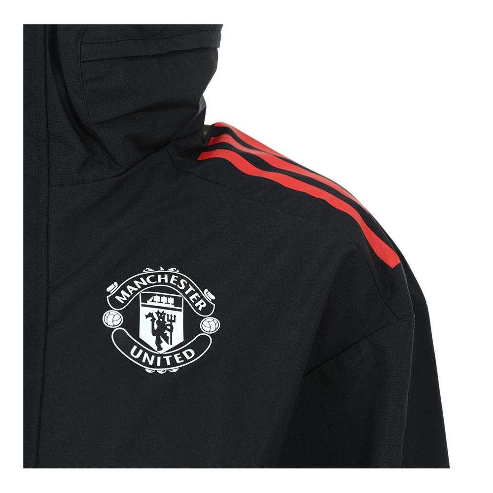 Veste Manchester United collection Champion's League, Adidas, saison 2017 2018