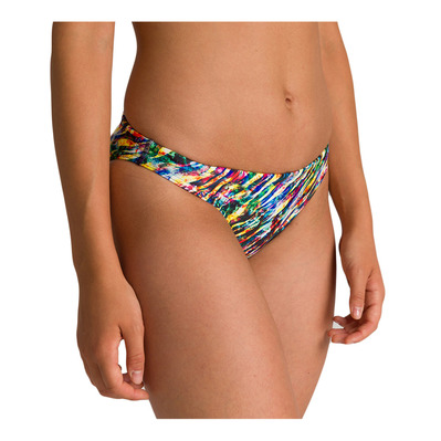 ARENA - REAL BRIEF Femme BLACK MULTI