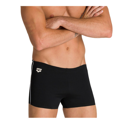 ARENA - M FEATHER SHORT Homme BLACK-WHITE