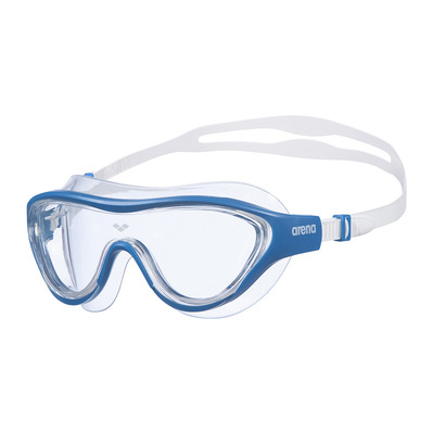 ARENA - THE ONE - Masque de natation clear/blue/white