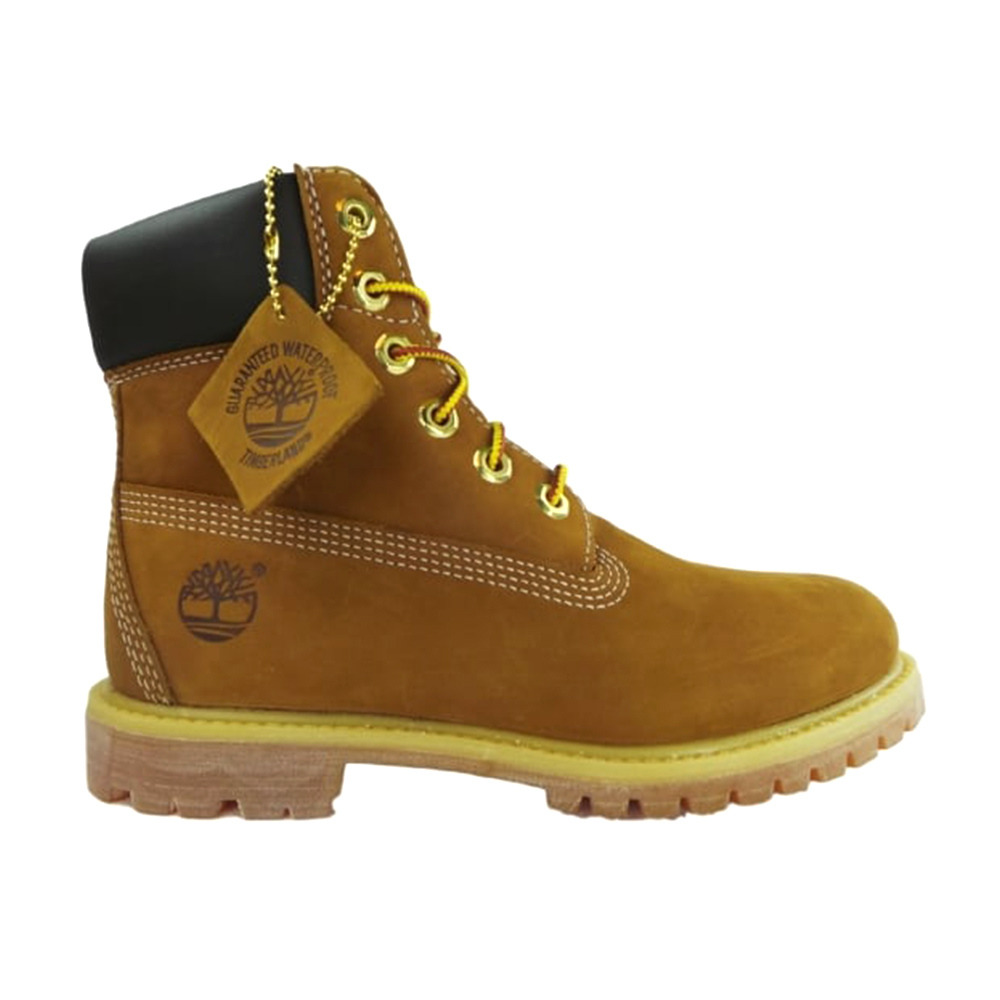 LES IMMANQUABLES Timberland 6IN PREMIUM Chaussures Femme
