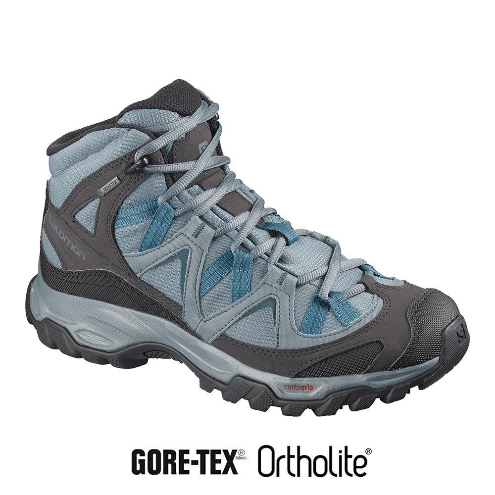 calzado para senderismo salomon usa