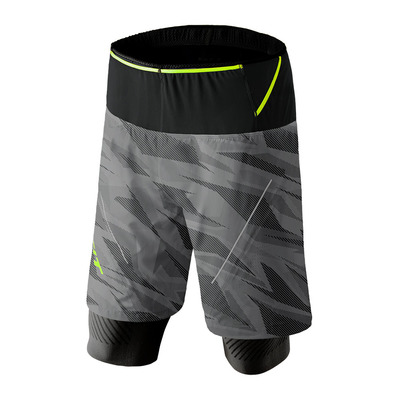 DYNAFIT - GLOCKNER ULTRA 2IN1 - Shorts - Männer - quiet shade camo