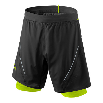 DYNAFIT - ALPINE PRO M 2/1 SHORTS Homme black out/2090