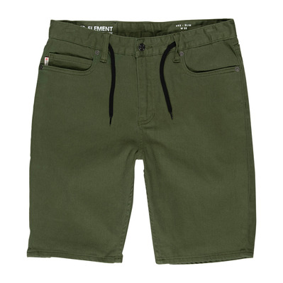 ELEMENT - E02 COLOR WK - Short hombre black forest