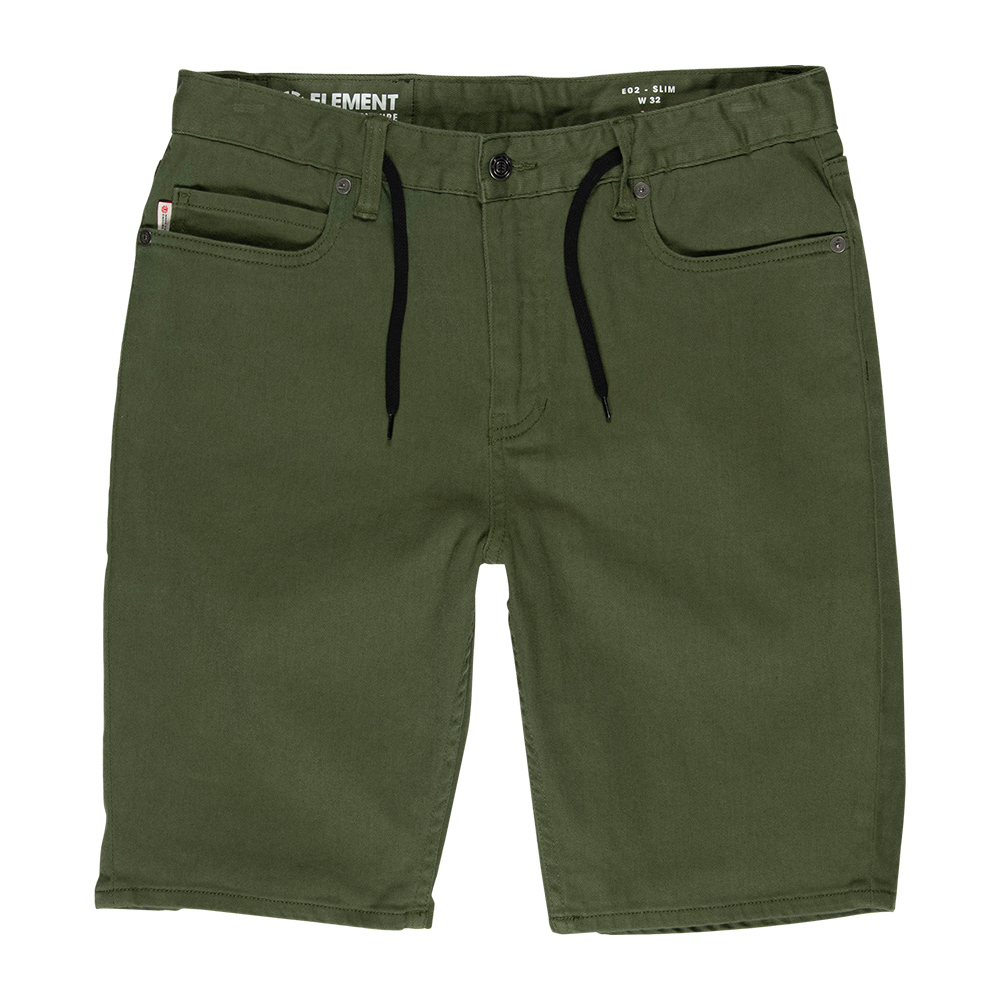ELEMENT - Element E02 COLOR WK - Short Homme black forest