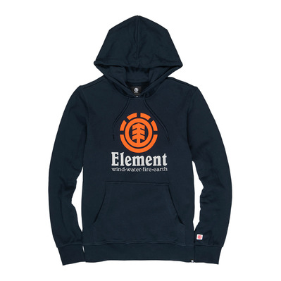ELEMENT - VERTICAL - Sweat Homme eclipse navy