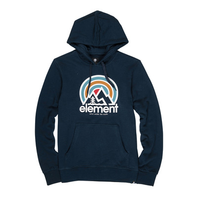ELEMENT - SONATA - Sweat Homme eclipse navy