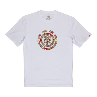 ELEMENT - ORIGINS ICON - Tee-shirt Homme optic white