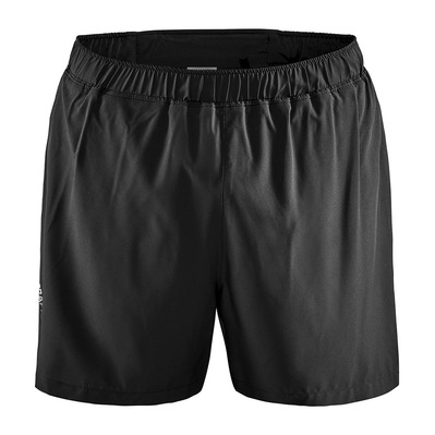 "CRAFT - ESSENCE ADV STRETCH 5"" - Short Homme noir"
