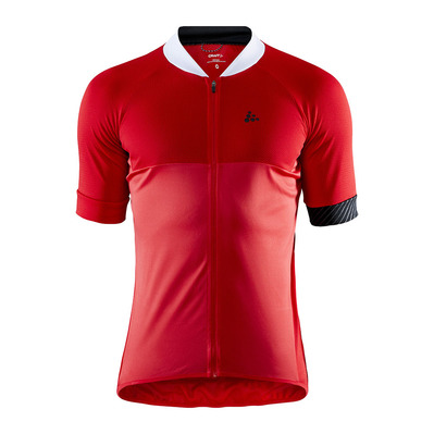 CRAFT - Adopt maillot homme Homme rouge/blanc