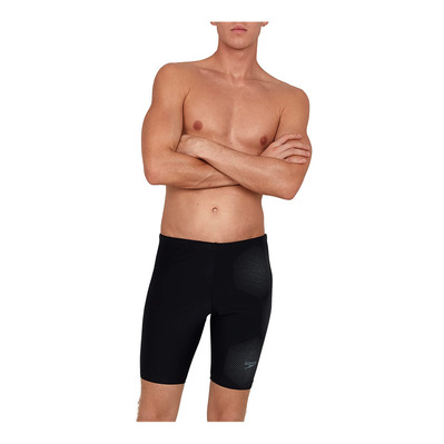 SPEEDO - TECH PLACEMENT - Jammer Uomo black/grey