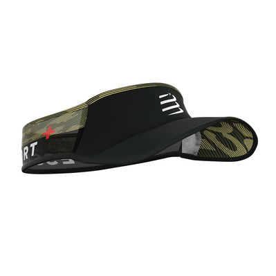 COMPRESSPORT - ULTRALIGHT - Visera black/camo