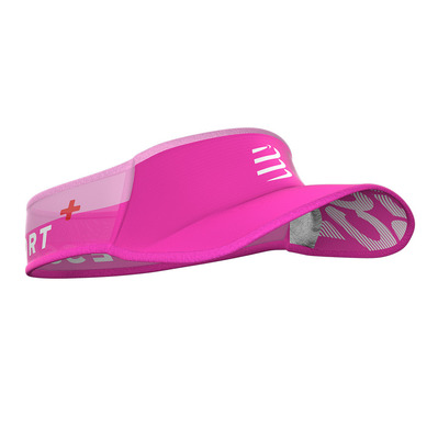 COMPRESSPORT - ULTRALIGHT - Visiera pink